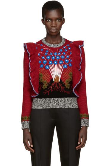 Valentino - Red Enchanted Wonderland Sweater