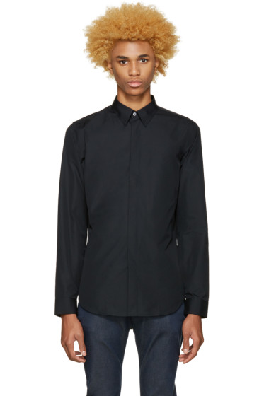 Calvin Klein Collection - Black Realm Shirt