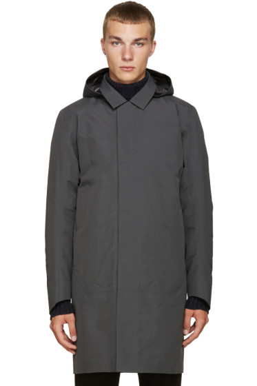 Arc'teryx Veilance - Grey Galvanic IS Coat