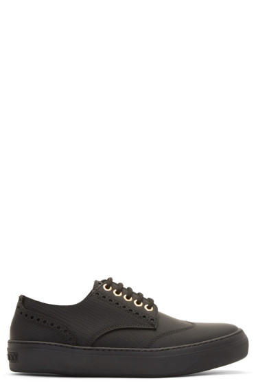 Jimmy Choo - Black Reggy Sneakers