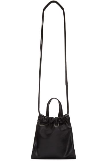 Robert Clergerie - Black Snap Bag