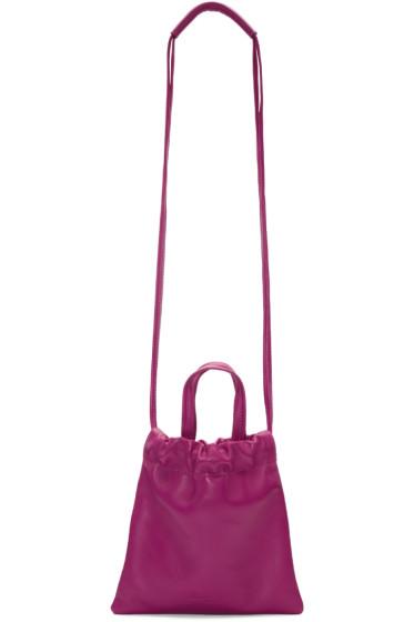 Robert Clergerie - Pink Snap Bag