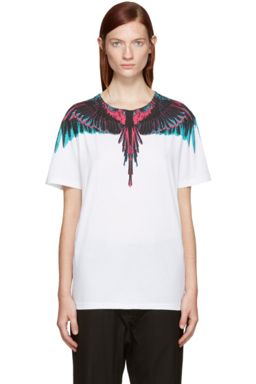 Marcelo Burlon County of Milan - White Orely T-Shirt