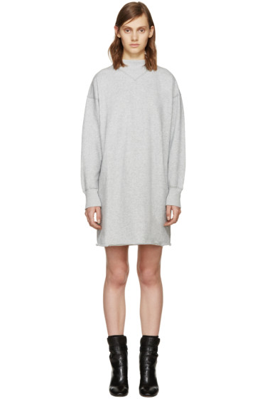 Isabel Marant Etoile - Grey Bruce Dress