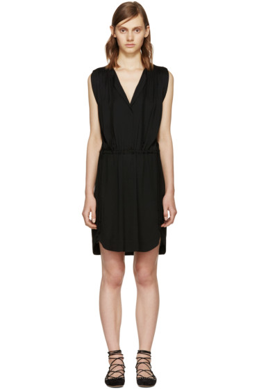 Isabel Marant Etoile - Black Nicky Dress