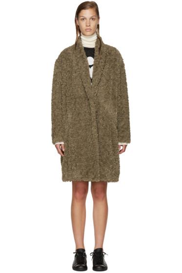 Isabel Marant Etoile - Beige Adams Coat
