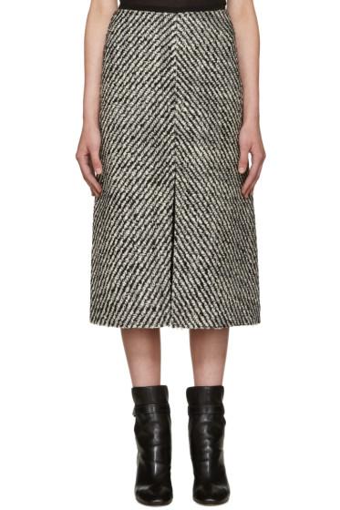 Isabel Marant - Black & White Inko Skirt