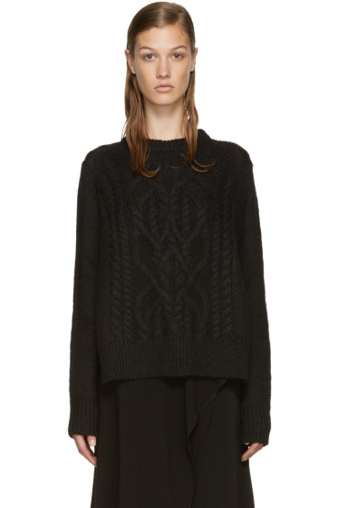 Isabel Marant - Black Gabao Sweater