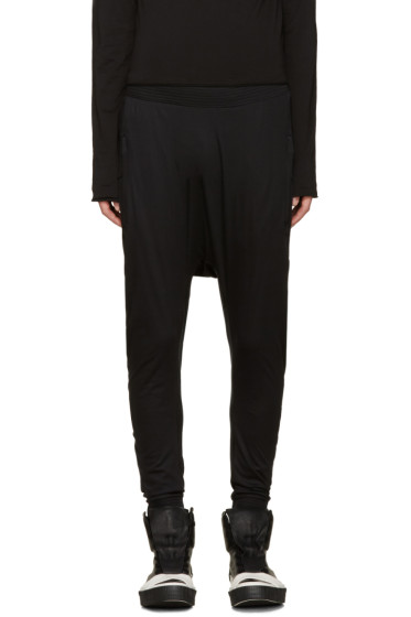 11 by Boris Bidjan Saberi - Black Skinny Lounge Pants
