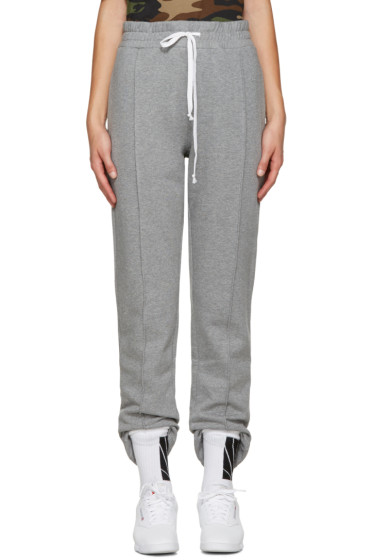 Gosha Rubchinskiy - Grey Lounge Pants