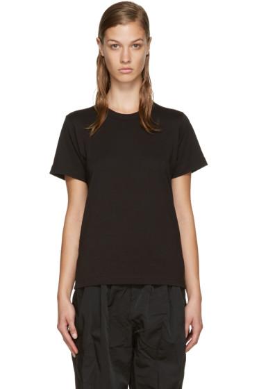 Comme des Garçons Comme des Garçons - Black Jersey T-Shirt