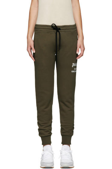 Palm Angels - Green Season Lounge Pants