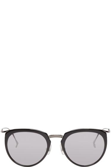 Issey Miyake Men - Black Boston Sunglasses