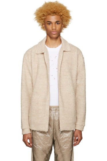 Cottweiler - Beige Sheaf Jacket