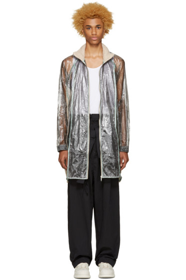 Cottweiler - Grey Fume Coach Jacket