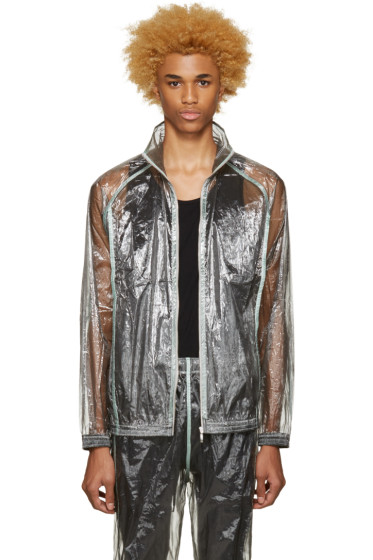 Cottweiler - Grey Glaze Track Jacket