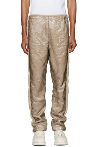 Cottweiler - Beige Layered Glaze Lounge Pants