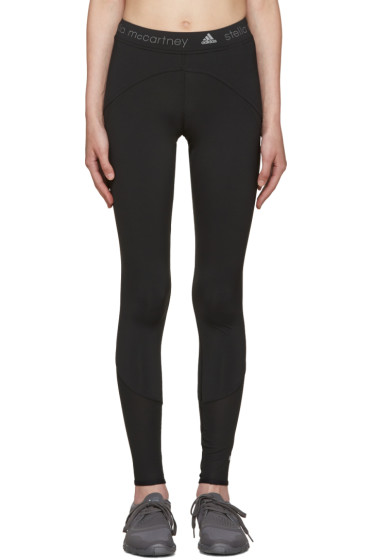 adidas by Stella McCartney - Black Run WD Leggings