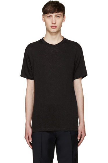 Fanmail - Black Hemp Luxe T-Shirt