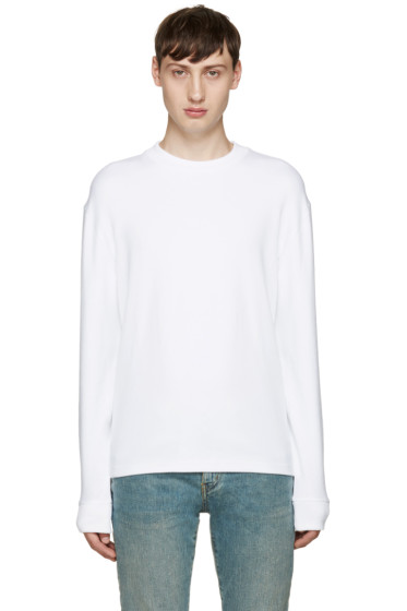 Fanmail - White Long Sleeve T-Shirt