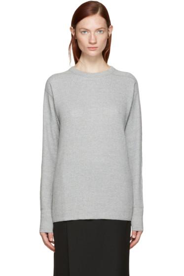 Hyke - Grey Thermal T-Shirt