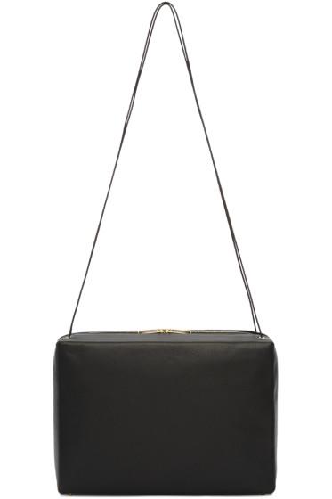Tsatsas - Black Leather Linden 43 Bag