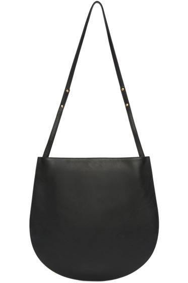 Tsatsas - Black Leather Cale Bag