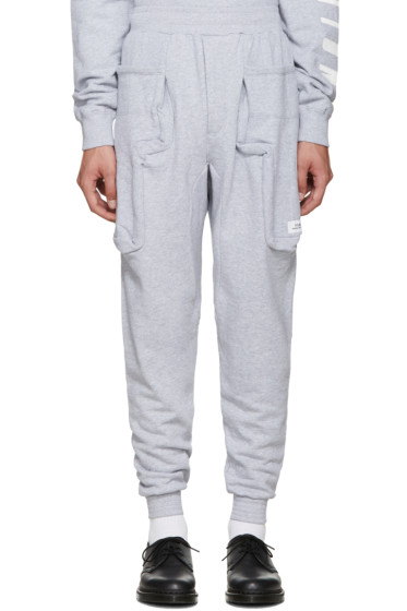 Perks and Mini - Grey Activity Duplo Lounge Pants