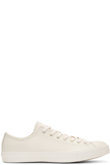 Converse - Off-White CTAS II OX Sneakers