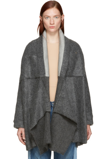 Bless - Grey Jick Jack Jacket