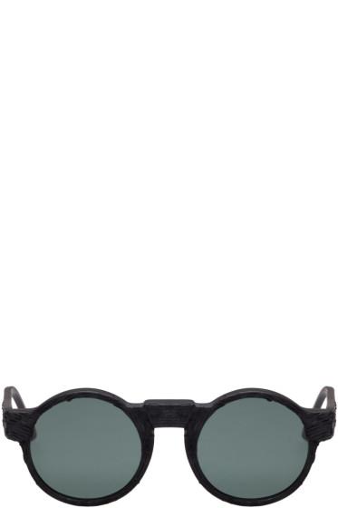 Kuboraum - Black Maske K10 Sunglasses