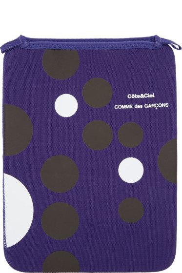 Comme des Garçons Wallets - Ultramarine Côte&Ciel Edition iPad Sleeve