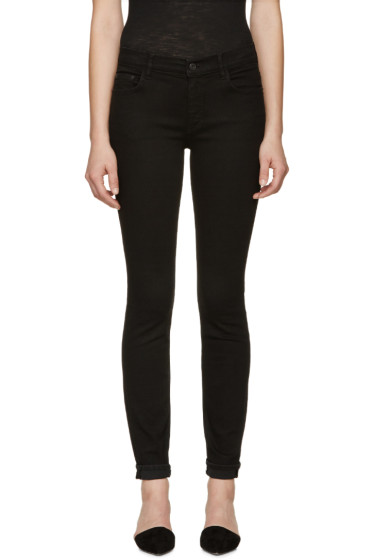 Proenza Schouler - Black PS-J5 Ultra Skinny Stretch Jeans