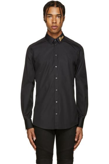 Dolce & Gabbana - Black Love Shirt