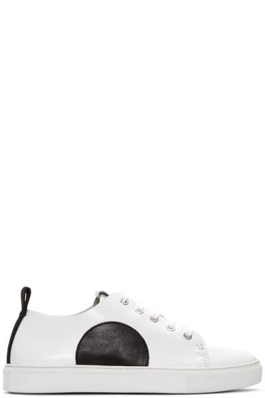 McQ Alexander Mcqueen - White Chris Sneakers