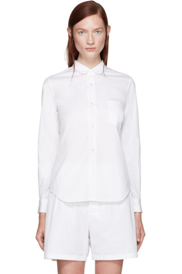 Comme des Garçons - White Classic Shirt
