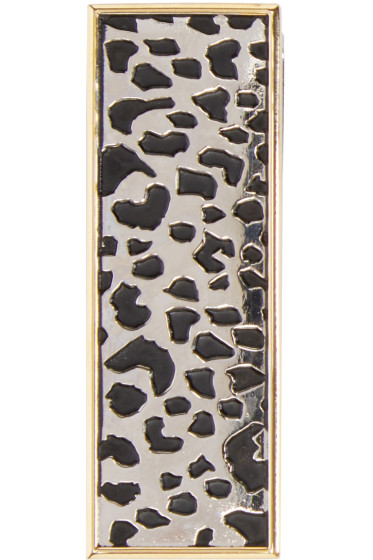 Paul Smith - Silver Leopard Money Clip