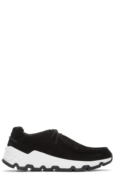 Opening Ceremony - Black Suede Dracco Sneakers
