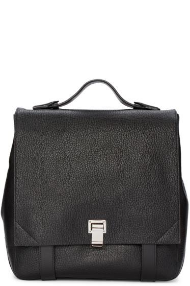 Proenza Schouler - Black Courier Backpack