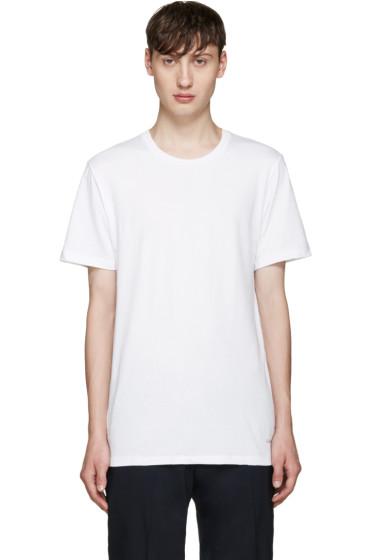 Calvin Klein Underwear - Three-Pack White Classic-Fit T-Shirt