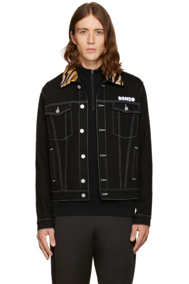 Kenzo - Black Denim Jacket