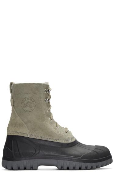 Diemme - Grey Anatra Boots