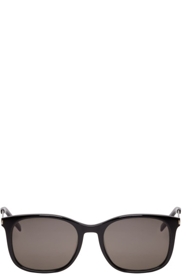 Saint Laurent - Black SL 111 Sunglasses