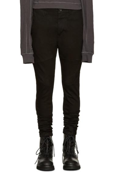 Julius - Black Sarouel Jeans