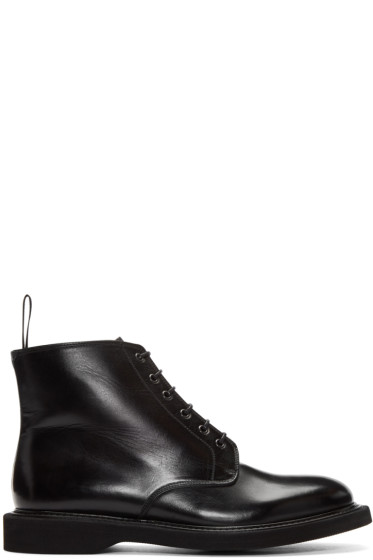 PS by Paul Smith - Black Patrick Boots