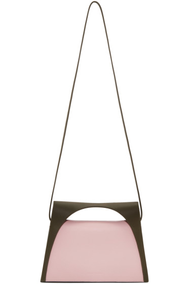 J.W.Anderson - Pink Small Moon Bag