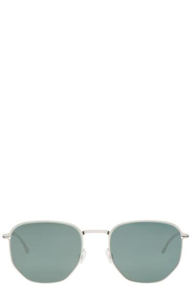 Mykita - Silver Rani Lite Sunglasses