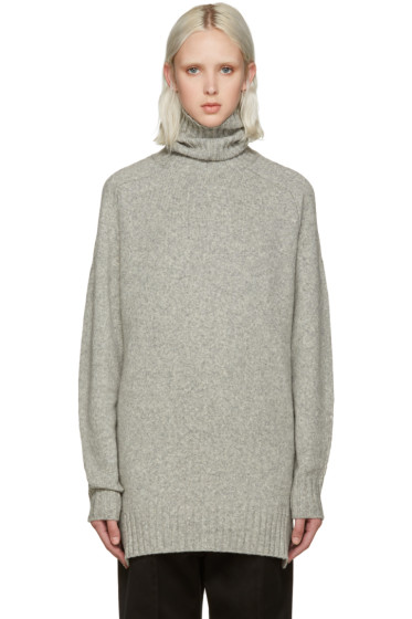 Isabel Marant - Grey Fergus Turtleneck