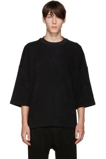 D by D - Blck Oversized T-Shirt