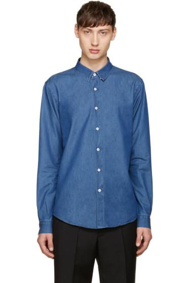 M.R. Editions - Blue Chambray Shirt